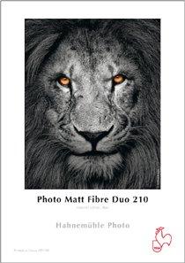 Photo Matt Fibre Duo 210 g/m² - A2 25 Stk.