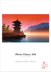 "Hahnemühle Photo Glossy 260 g/m² - 17"" x 30 meter"