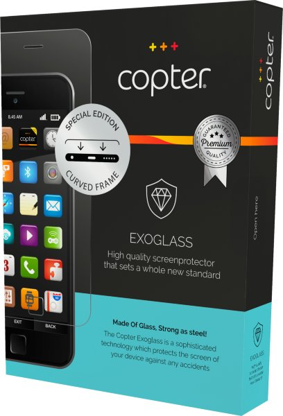 Copter Exoglass Samsung Galaxy S9+