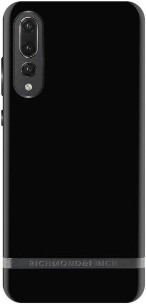 Huawei P20 Pro Silicone deksel (sort) Deksler og etui til