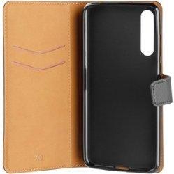 XQISIT Slim Wallet Case Huawei P20 Pro