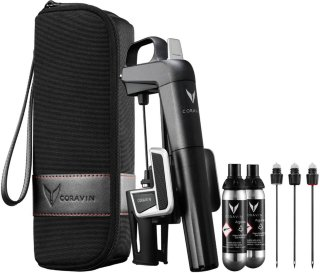 Coravin Model 2 Plus pack