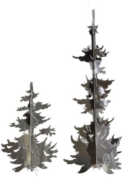 Jette Frölich Vinterskog trær 2 stk