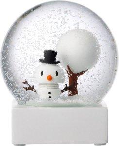 Hoptimist Snowman snøkule