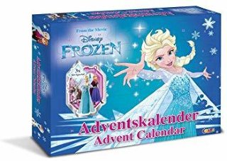 Disney Frozen Adventskalender 2018