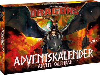 Dreamworks Dragetreneren Adventskalender