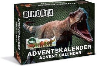 Craze Dinorex Adventskalender