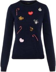 Vero Moda Christmas Knitted Pullover (julegodteri)