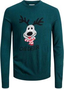 Jack & Jones Oh Deer Christmas Sweatshirt