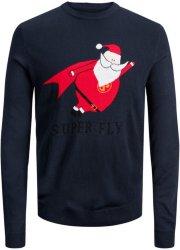 Jack & Jones Super Fly Christmas Sweatshirt
