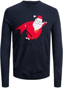 Jack & Jones Super Fly Christmas Sweatshirt