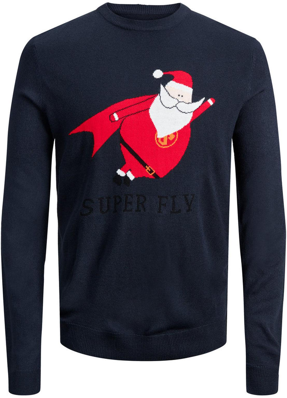 4adc5757 Best pris på Jack & Jones Super Fly Christmas Sweatshirt - Se priser før  kjøp i Prisguiden