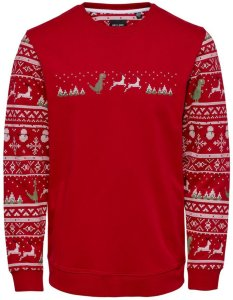 Only & Sons Christmas Sweatshirt