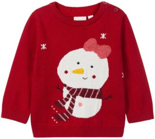 17289f32e Name It Baby Christmas Jumper