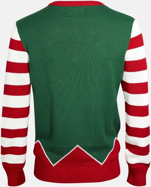 Cubus Grønn julegenser (Herre)