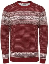 Selected Homme Flake Crew Neck