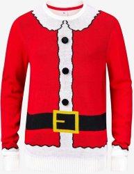 Ellos Christmas Pullover (Nissedrakt)