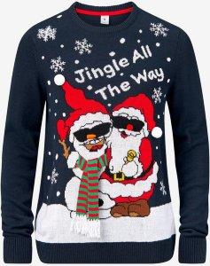 Ellos Christmas Pullover (Jingle)