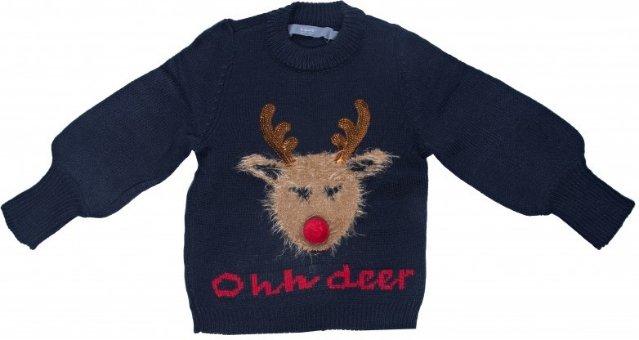 Noel Mini Oh Deer julegenser
