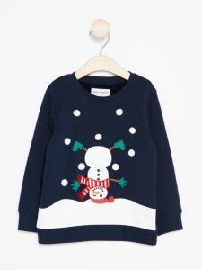 Lindex Snømann julegenser