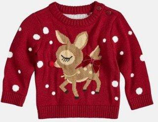 b86b1134 Best pris på Cubus Baby Julegenser - Se priser før kjøp i Prisguiden