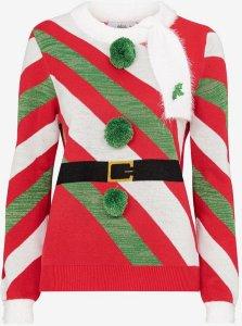Ellos Jolly Julegenser (rød)