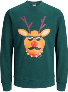 Jack & Jones Xmas Sweatshirt (Rudolf)