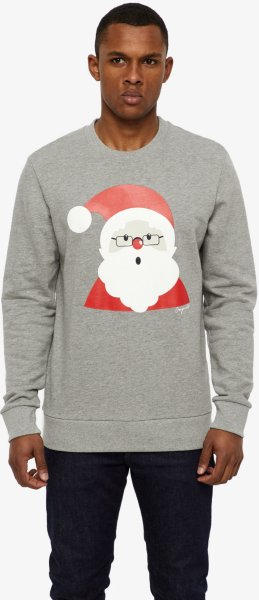 Jack & Jones Xmas Sweatshirt (Julenisse)