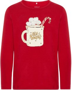 Name It Mini Christmas Cup T-shirt