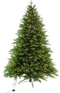 juletre Anita med 450 LED lys 210cm