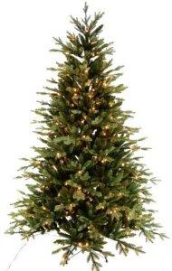 juletre Anette med 250 LED lys 180cm