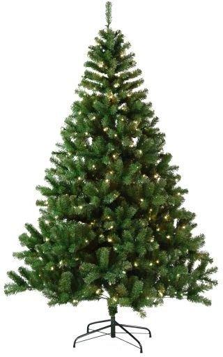 Luksus juletre Anja med 250 LED lys 180cm