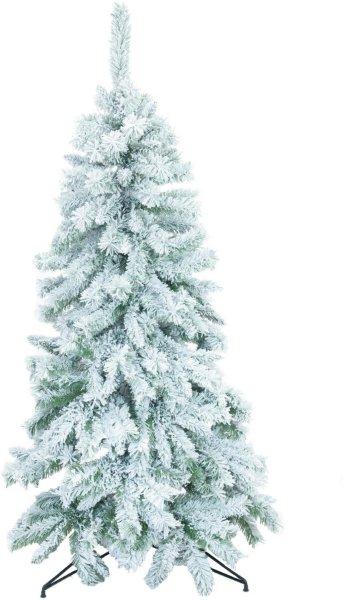 Europalms juletre 210cm snø