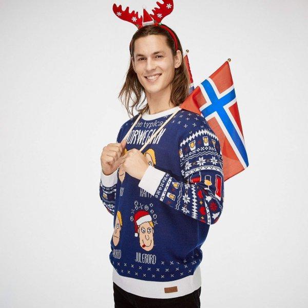 SillySanta Norwegian Moods (Herre)