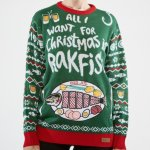 Jolly All I Want Is Rakfisk (Dame)