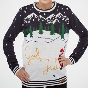 Jolly God Jul (Dame)