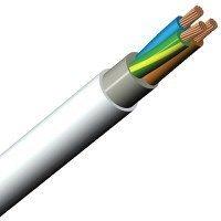 Reka Cables PFXP-kabel 5G10mm² FR 450/750V T500 1009828
