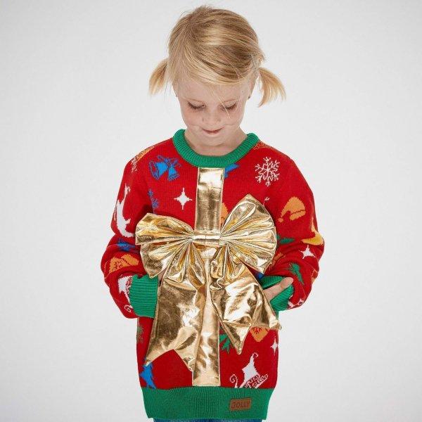 SillySanta Julegave Julegenser (Barn)