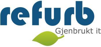 Refurb.no logo