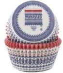 Marius Muffinsform (50 stk)