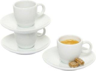 Porsgrunds Porselænsfabrik Sense espressokopp 6cl og skål