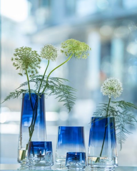 Magnor Glassverk Tokyo vase 20,5cm