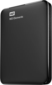 Western Digital Elements SE 4TB