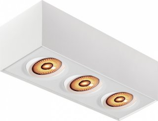Unilamp Gyro Surface Square 3 WarmDim