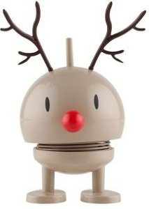Hoptimist Baby Rudolph