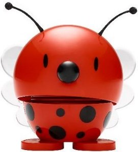 Hoptimist Ladybug