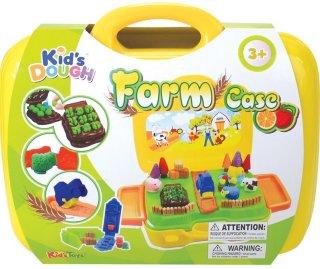 Kid's Dough Portabel Farm