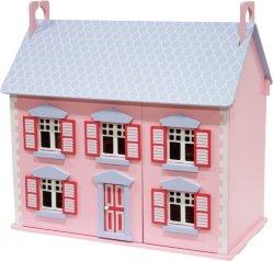 Stoy Dolls Dukkehus med møbler