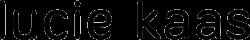 Lucie Kaas logo