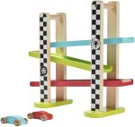 Wood Little Racing Track
